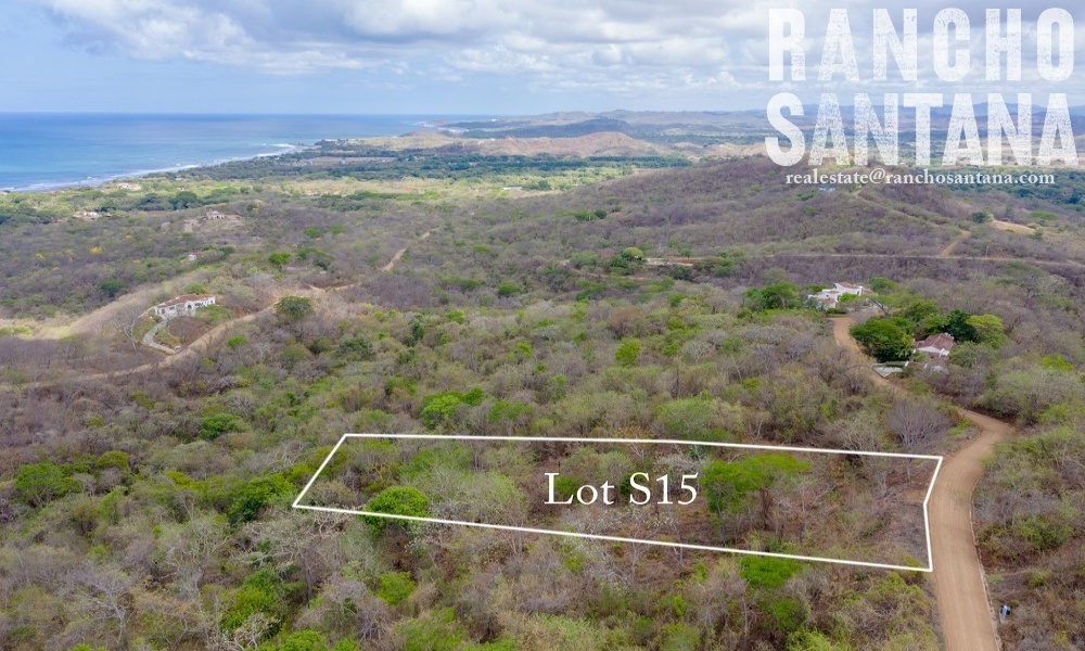 Lot S-15 at Rancho Santana
